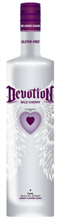 Devotion Vodka Wild Cherry 750ml